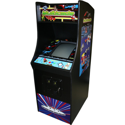 Multi-Cade 60 in 1 Stand Up Arcade