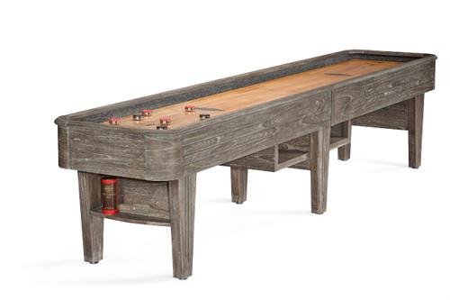 Brunswick Andover Shuffleboard Table Driftwood