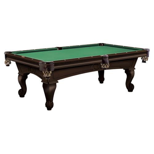 Gebhardts Richmond Espresso Pool Table