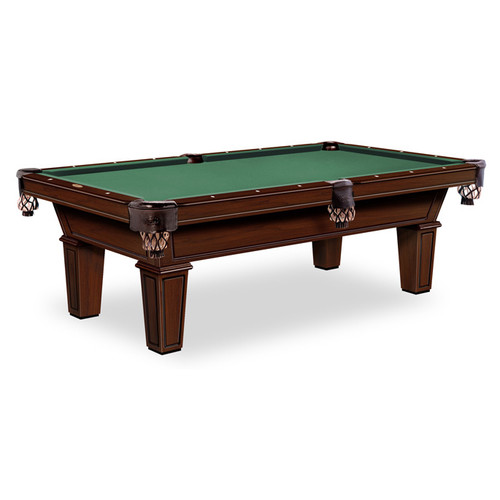 Gebhardts Montgomery with Accessory Drawer Pool Table