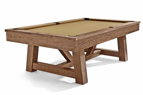 Brunswick Botanic Pool Table