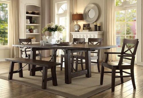 ECI Gettysburg Trestle Dining Table