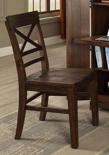 ECI Gettysburg X-Back Side Chair