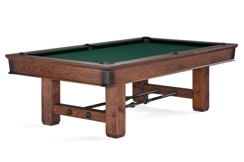 Brunswick Canton Black Forest Pool Table