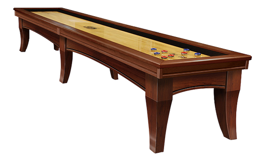 Olhausen Chicago Shuffleboard Cinnamon on Maple