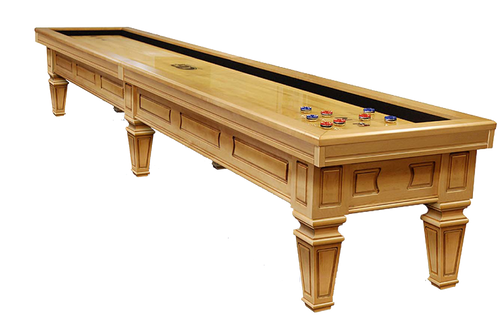 Olhausen Brentwood Shuffleboard American Maple on Maple