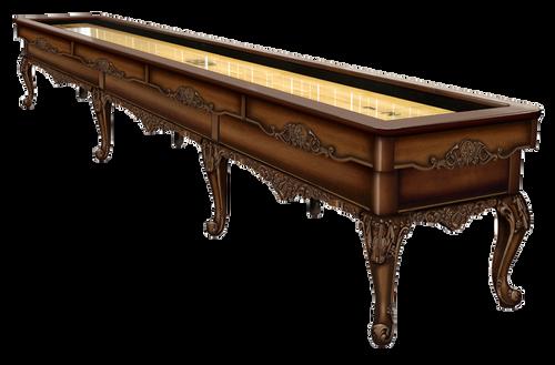 Olhausen Symphony Shuffleboard Heritage Mahogany on Maple