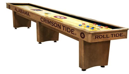 Alabama Crimson Tide Shuffleboard