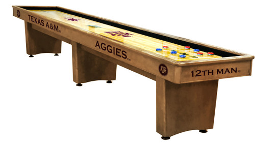 Texas A&M Aggies Shuffleboard