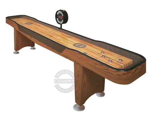 Champion Qualifier Shuffleboard
