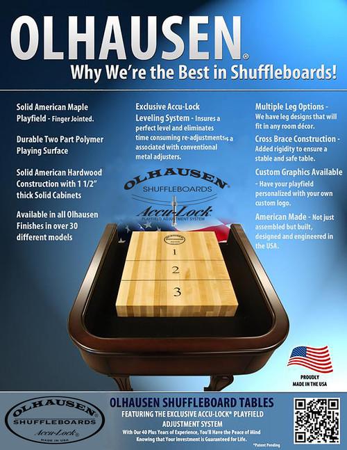 Bellagio Shuffleboard