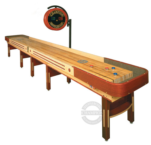 Champion Grand Champion Limited Edition Shuffleboard