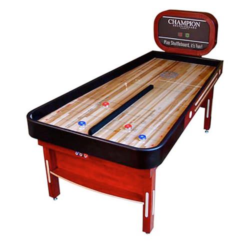 Champion Bank Shot Shuffleboard