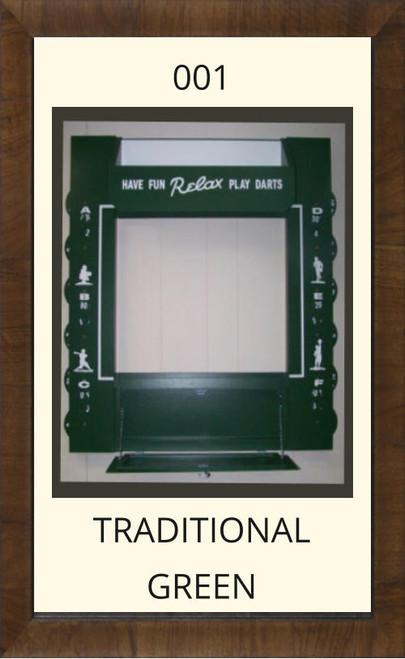 Traditional Green Scorekeeper