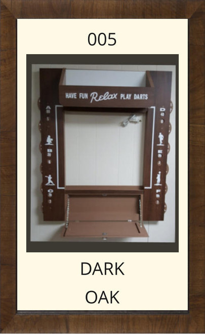 Dark Oak Scorekeeper