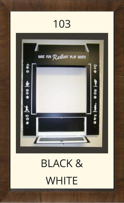 Black & White Scorekeeper