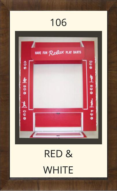 Red & White Scorekeeper