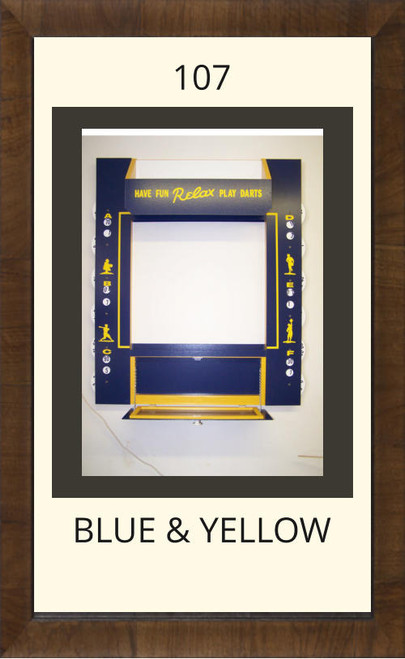 Blue & Yellow Scorekeeper