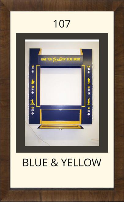 Blue & Yellow Scorekeeper