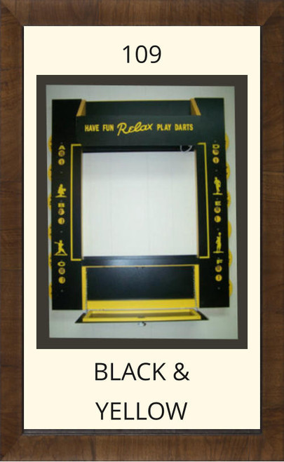 Black & Yellow Scorekeeper