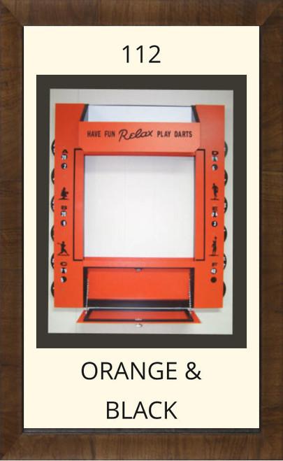 Orange & Black Scorekeeper