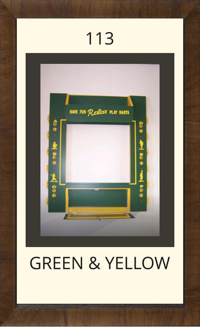 Green & Yellow Scorekeeper
