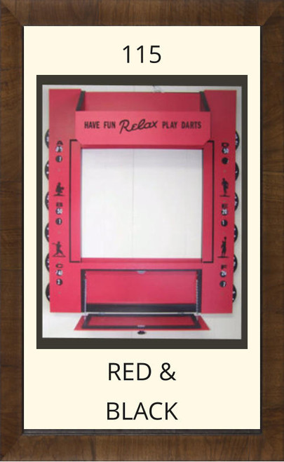 Red & Black Scorekeeper