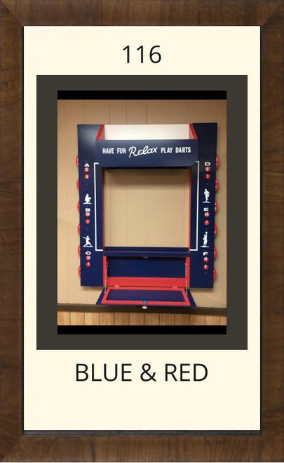 Blue & Red Scorekeeper