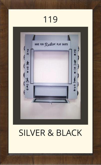 Silver & Black Scorekeeper