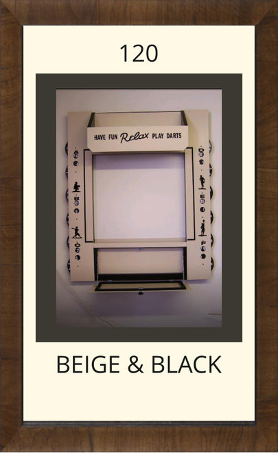 Biege & Black Scorekeeper