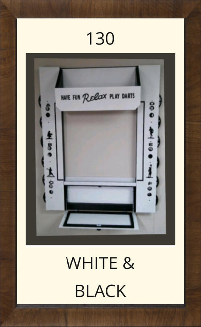 White & Black Scorekeeper