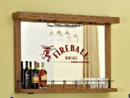 ECI Fireball Wall Bar With Mirror