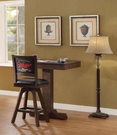 ECI Miller High Life Pub Game Table