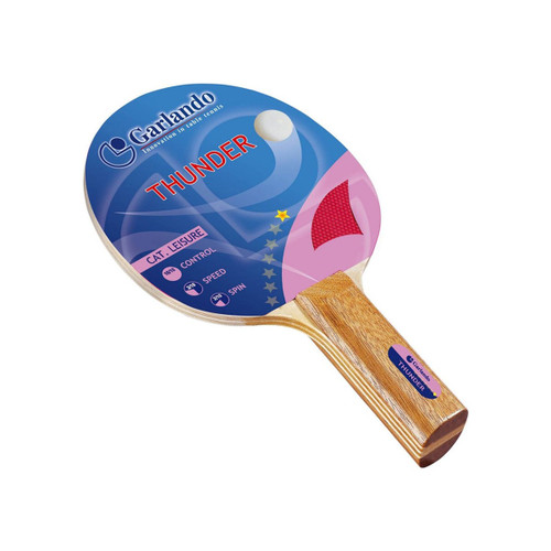 Garlando Thunder Table Tennis Racket