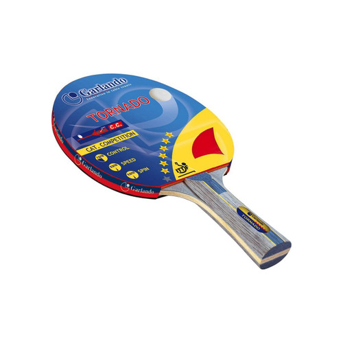 Garlando Tornado Table Tennis Racket