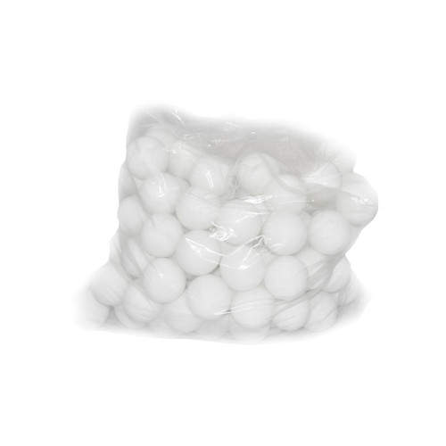 IMPERIAL PRACTICE TABLE TENNIS BALLS, BAG OF 100