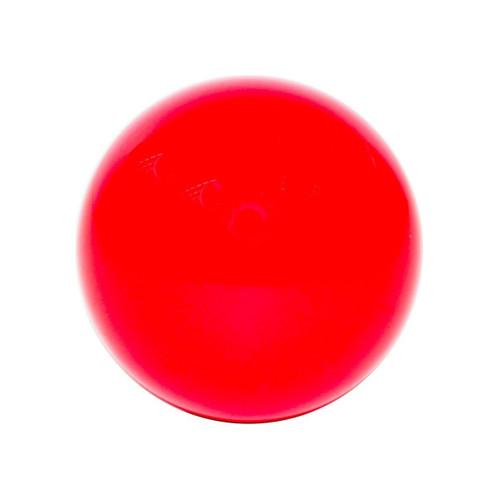 "Aramith 2 1/8"" Red Bumper Pool Ball"
