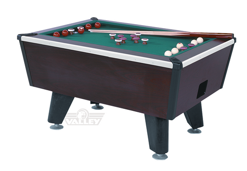 Valley Tiger Cat Bumper Pool Table