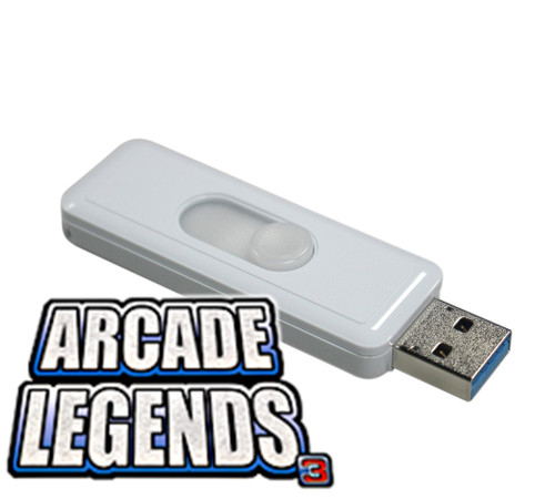 Arcade Legends 3 Add on Game Pack