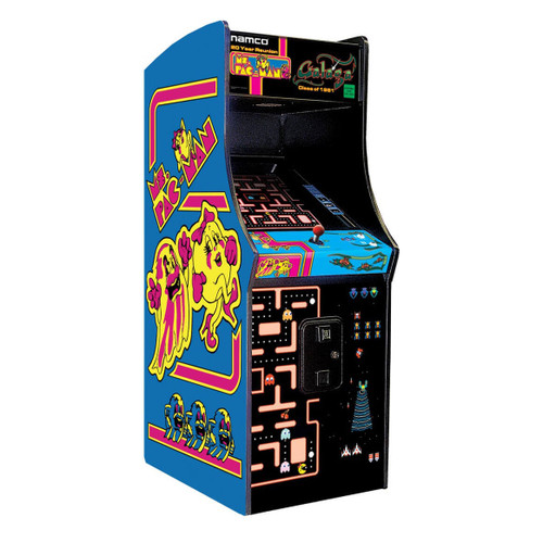 Ms. Pac-Man/Galaga Class of 1981 Arcade Game
