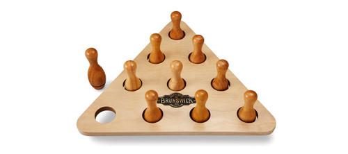 Brunswick Shuffleboard Bowling Pin Set