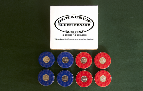 Olhausen Shuffleboard Weights - Set of 8