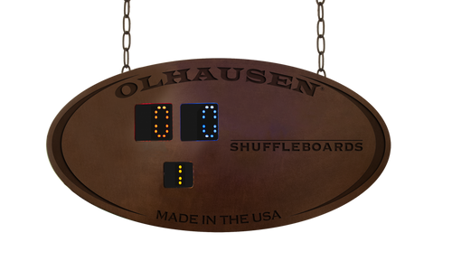 Olhausen Oval Scoring Unit - Hanging