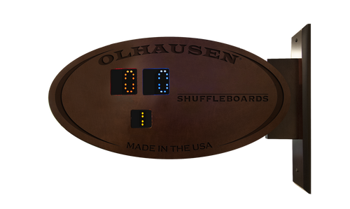 Olhausen Oval Scoring Unit - Wall Mounted