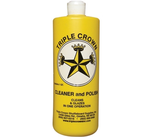 Triple Crown Cleaner and Polish - 1 Quart