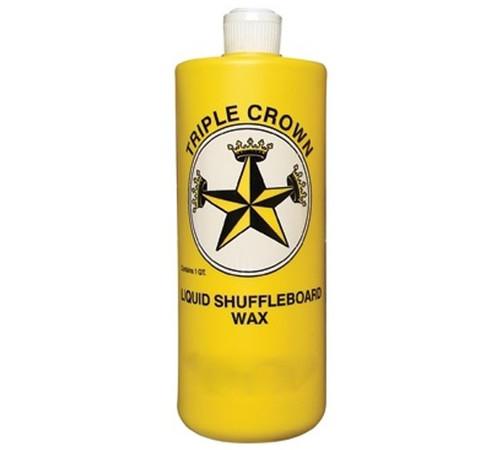 Triple Crown Liquid Wax - 1 Quart