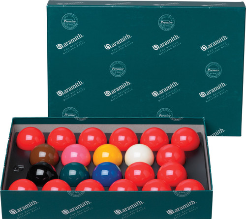 Aramith Premier English Snooker Ball Set