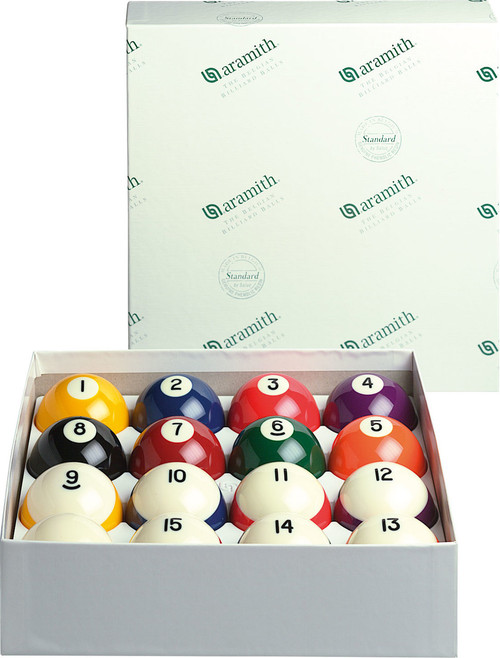 Aramith Crown Belgian Ball Set