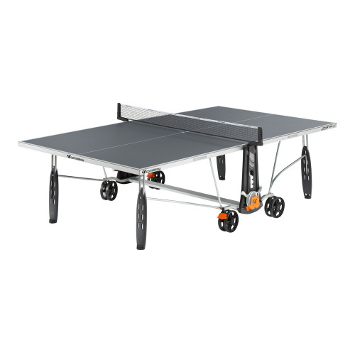 Cornilleau Sport 250S Crossover Gray Indoor/Outdoor Table Tennis