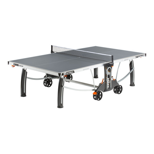 Cornilleau Sport 500M Crossover Gray Indoor/Outdoor Table Tennis